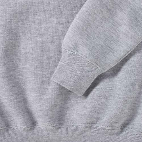 Kids Classic Raglan Crew Sweatshirt - JSK762-detail2
