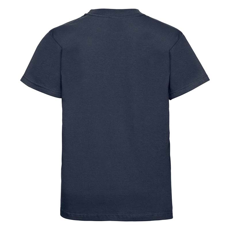 Kids Classic Crew T - JTK180-french-navy-back