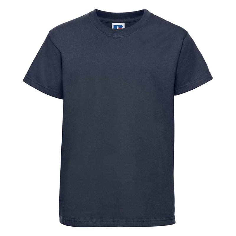 Kids Classic Crew T - JTK180-french-navy-front