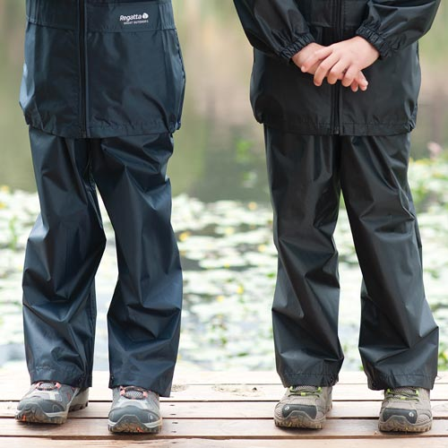 Kids Stormbreak Waterproof Trousers-RTRK808