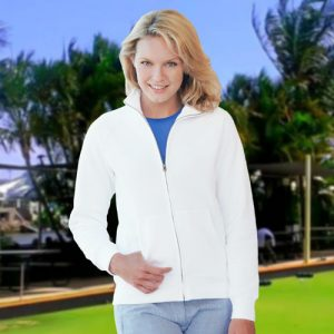 Bowling Lady-Fit Sweat Jacket - SSZL-BWL