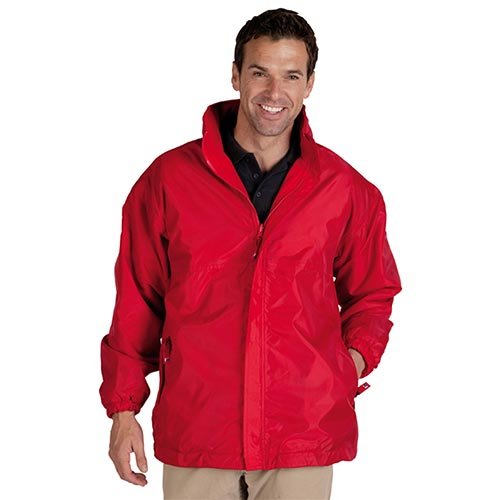 Reversible Waterproof Jacket-TFA05-red