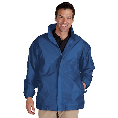 Reversible Waterproof Jacket-TFA05-royal