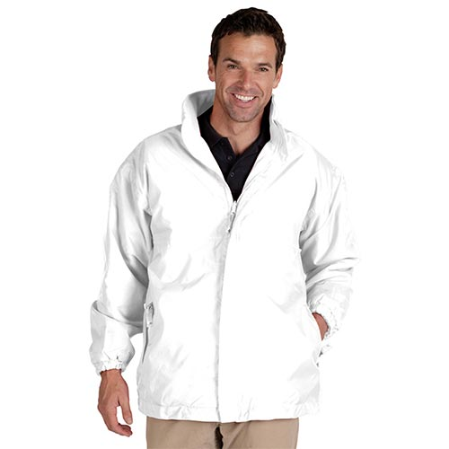 Reversible Waterproof Jacket-TFA05-white