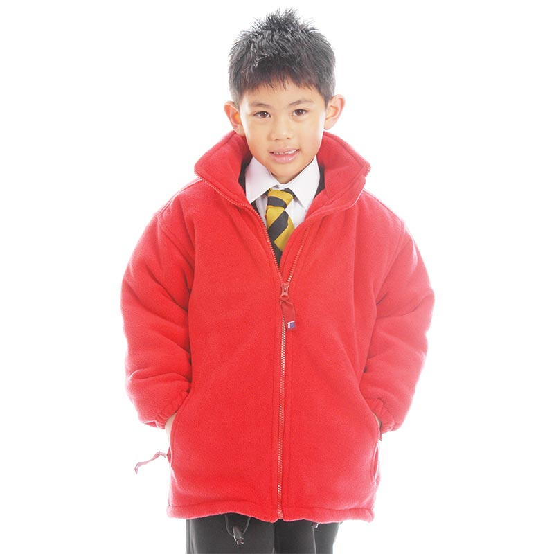 Kids Padded Fleece Jacket TFK03
