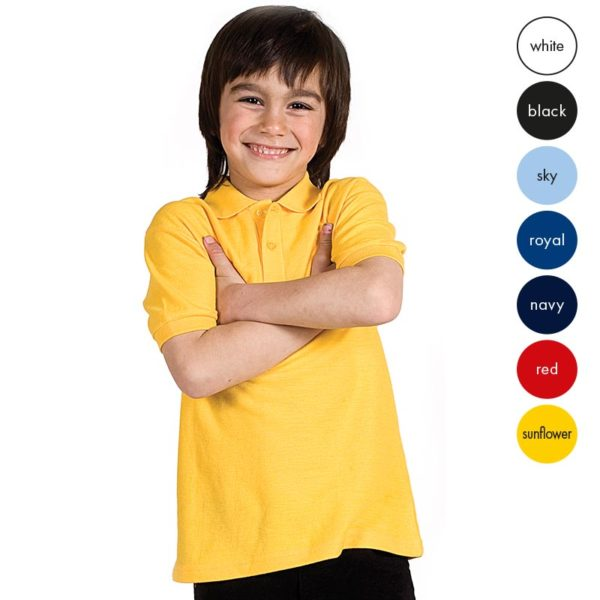Kids Hi Spec Premium PC Polo TPK02