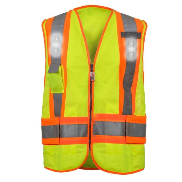 VVEA4052-Hi-Vis-Adjustable-Safety-Vest-with-LED-Lights-main