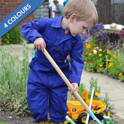Tearaway Junior Coverall - WBSK333