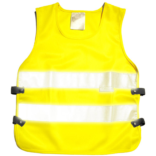 Kids Hi-Vis Tabard-WWCK10-yellow