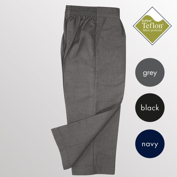 Essential Pull-on Trousers - Primary CTRB11