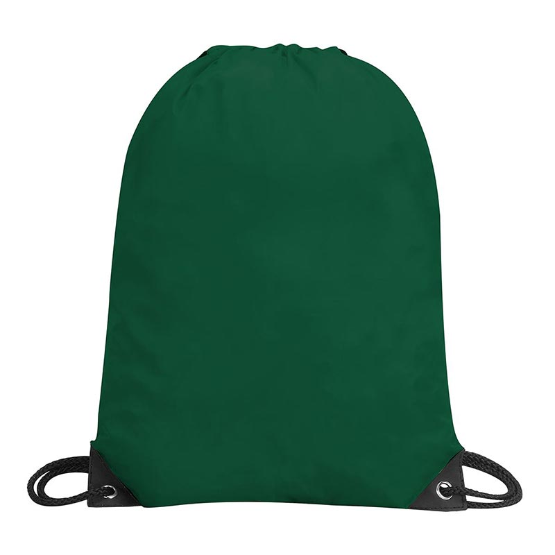Stafford Nylon Drawstring Backpack - GBA5890-bottle