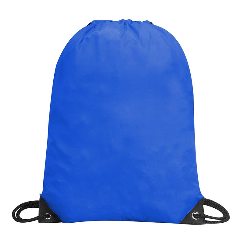Stafford Nylon Drawstring Backpack - GBA5890-royal