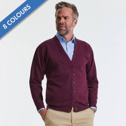 295gsm 50/50 PC Sweatshirt Cardigan - JCAA273