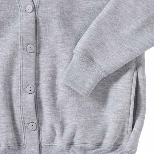 295g 50/50 PC Girls Sweatshirt Cardigan - JCK273-details2