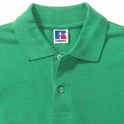 200g 100% Cotton Mens Classic Polo - JPA569-details2