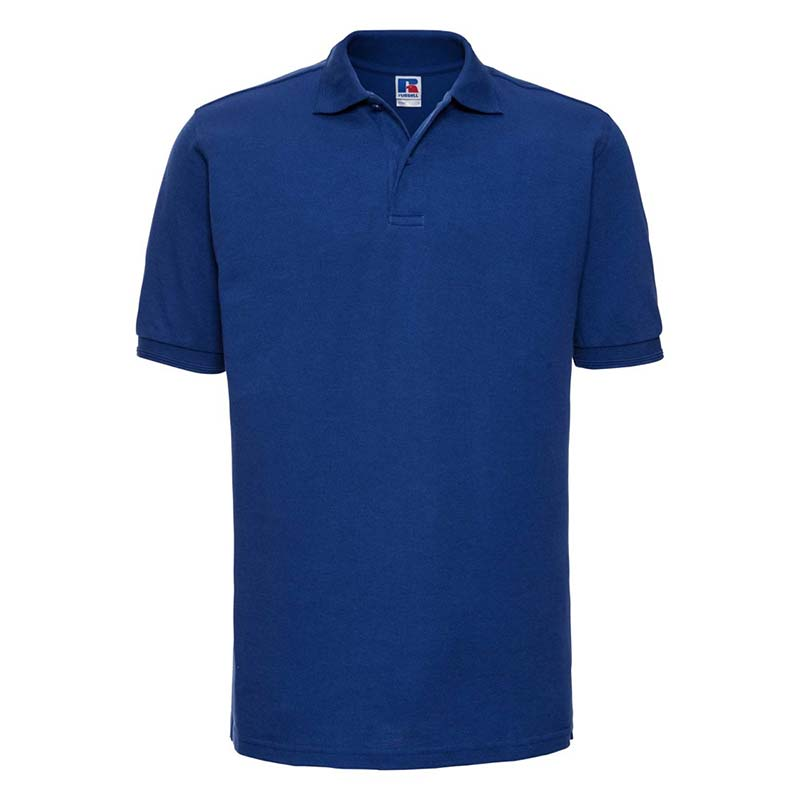 215gsm 65/35PC Hardwearing Polycotton Polo - JPA599-bright-royal