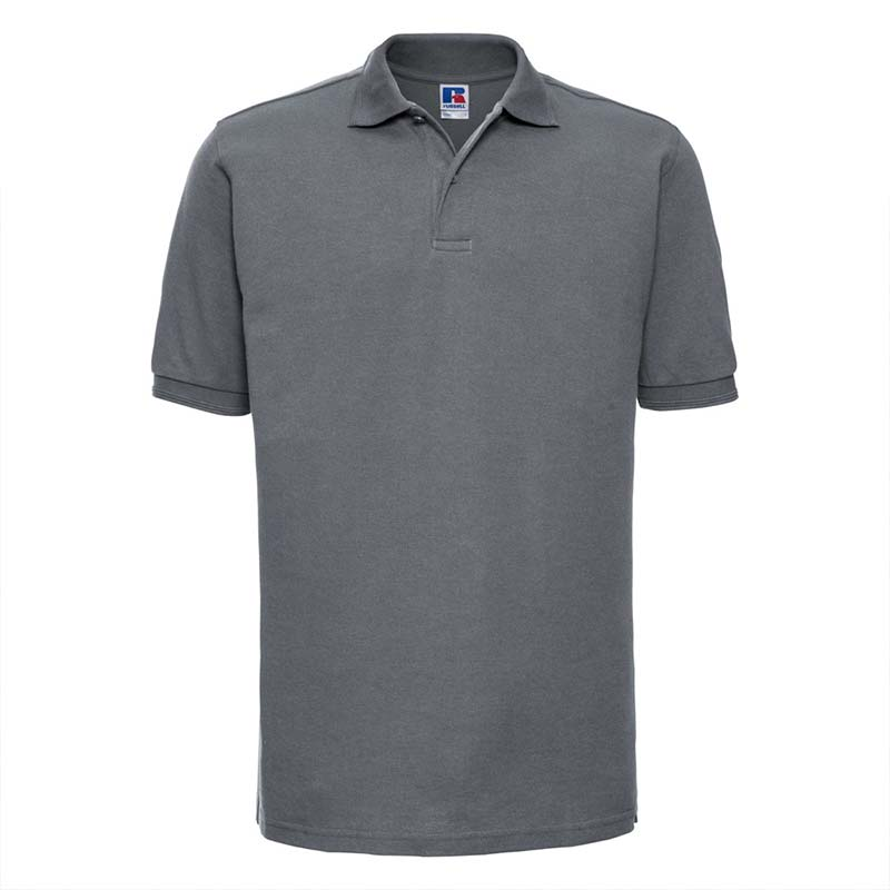 215gsm 65/35PC Hardwearing Polycotton Polo - JPA599-convoy-grey