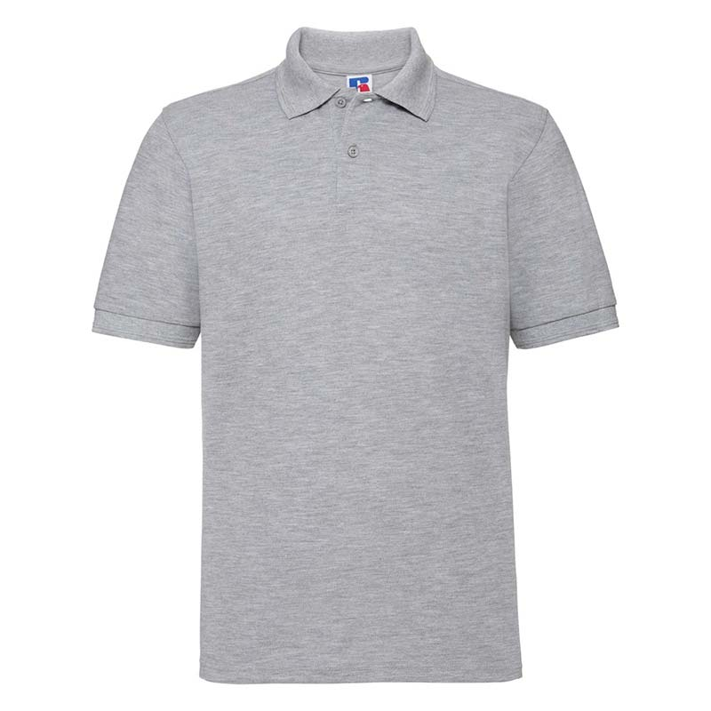 215gsm 65/35PC Hardwearing Polycotton Polo - JPA599-light-oxford
