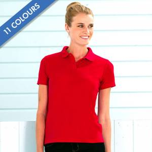 215gsm 65/35 PC Ladies Ladies Classic Fit Polo - JPL539