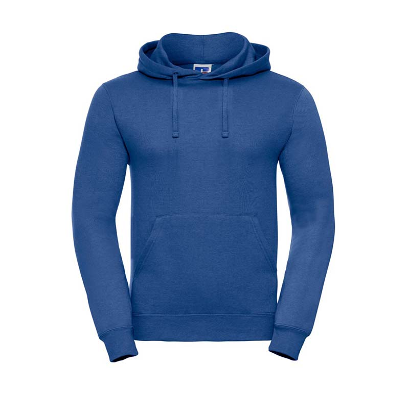 295gsm 50/50PC Adults Set-In Hooded Sweatshirt - JSA575-brigth-royal