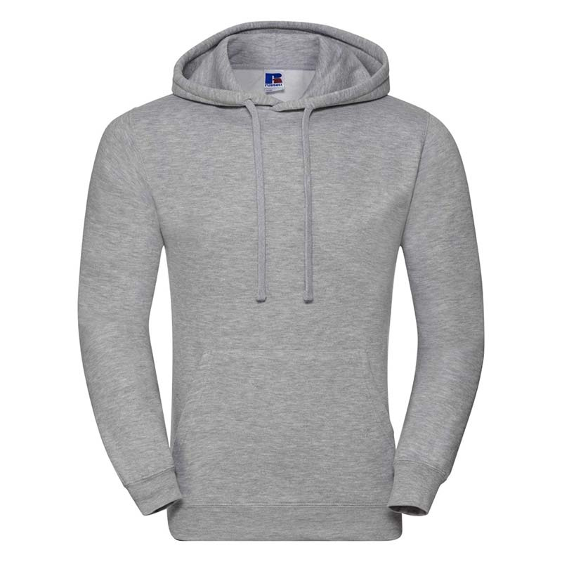 295gsm 50/50PC Adults Set-In Hooded Sweatshirt - JSA575-light-oxfrod