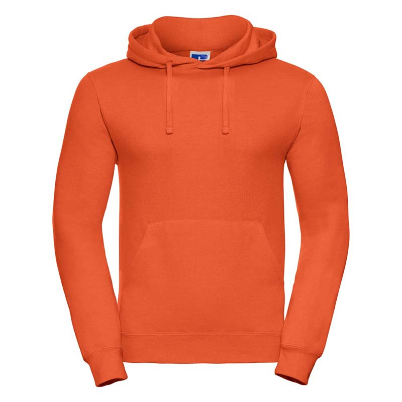 295gsm 50/50PC Adults Set-In Hooded Sweatshirt - JSA575-orange
