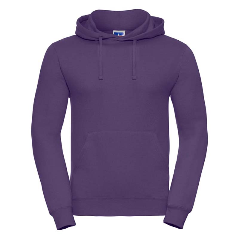 295gsm 50/50PC Adults Set-In Hooded Sweatshirt - JSA575-purple