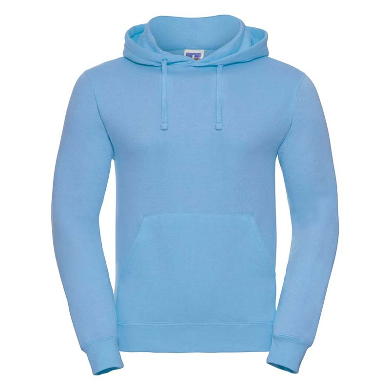 295gsm 50/50PC Adults Set-In Hooded Sweatshirt - JSA575-sky