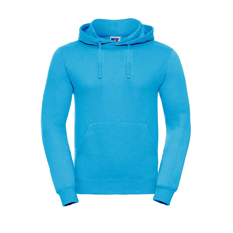 295gsm 50/50PC Adults Set-In Hooded Sweatshirt - JSA575-turquois