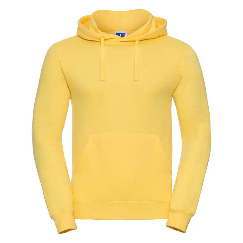 295gsm 50/50PC Adults Set-In Hooded Sweatshirt - JSA575-yellow