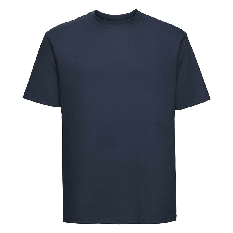 180gsm 100% Ringspun Cotton Classic T-Shirt Short Sleeve - JTA180-french-navy