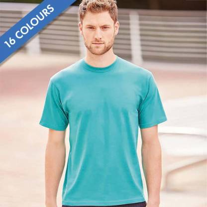 180gsm 100% Ringspun Cotton Classic T-Shirt Short Sleeve - JTA180