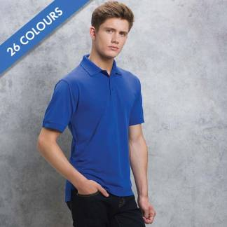 185gsm 65/35PC Mens Regular Klassic Polo - KK403