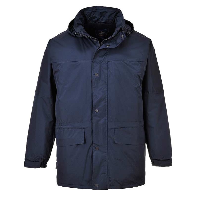 230g 100% Polyester Fleece Lined Oban Jacket - OJAA523-navy