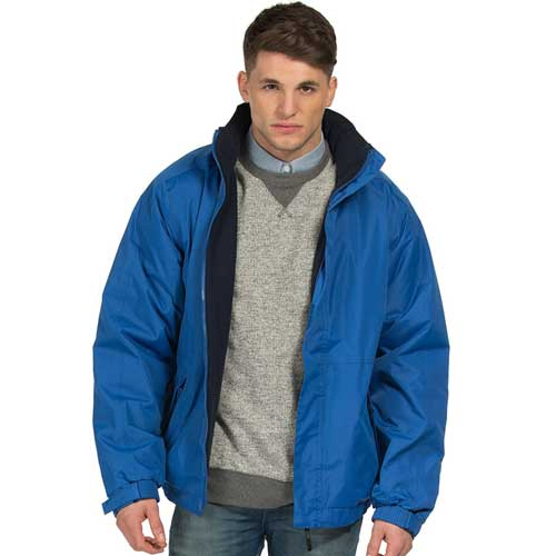'Dover' Fleece-Lined Waterproof Jacket - RJAA297