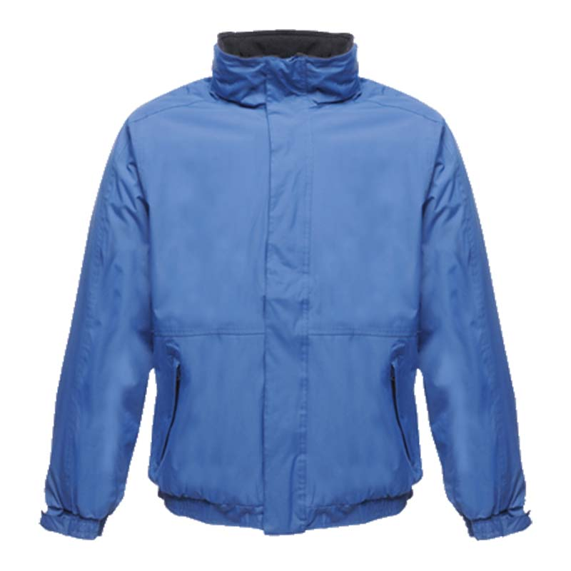 'Dover' Fleece-Lined Waterproof Jacket - RJAA297-royal-navy