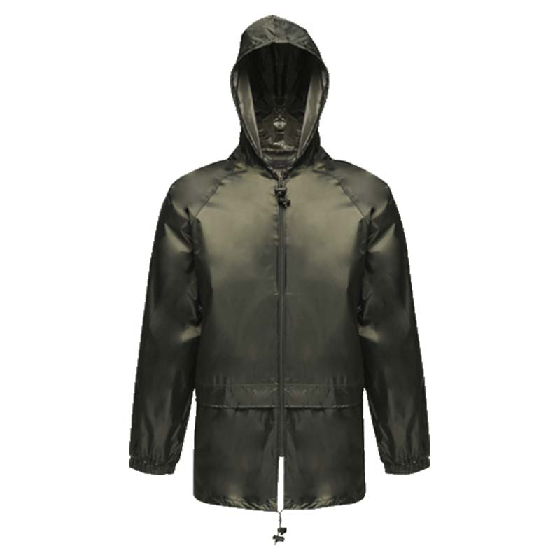 100% Polyester Pro Stormbreak Jacket - RJAA408-olive
