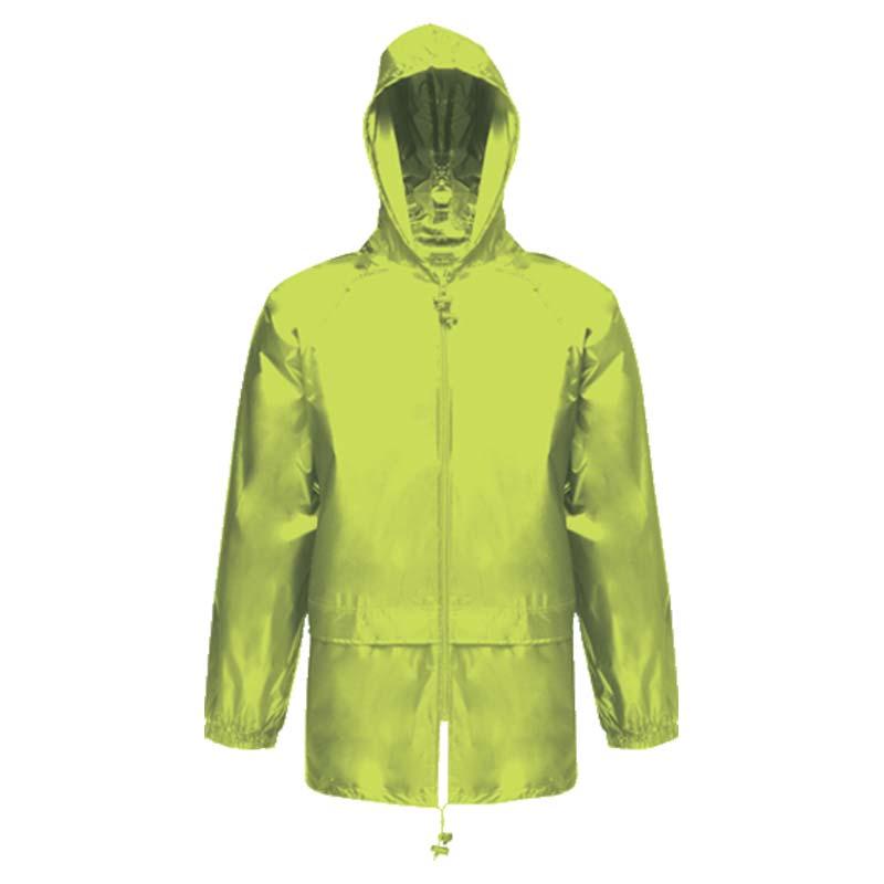 100% Polyester Pro Stormbreak Jacket - RJAA408-yellow