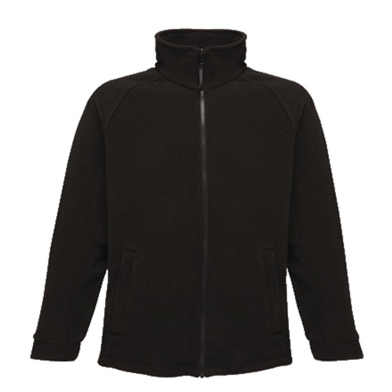 280gsm 100% Polyester Thor III Fleece - RJAA532-black