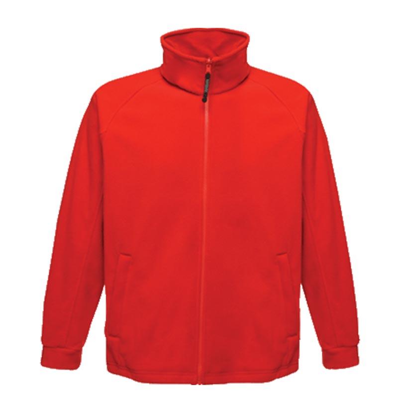 280gsm 100% Polyester Thor III Fleece - RJAA532-red