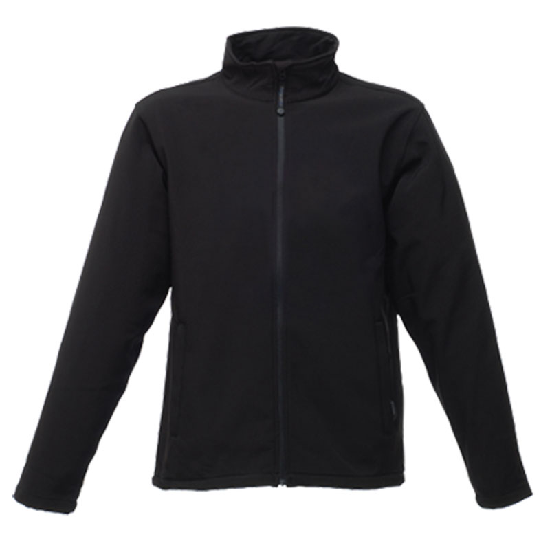 270gsm 4/96 EP 2L REID Softshell Long Sleeve - RJAA654-black