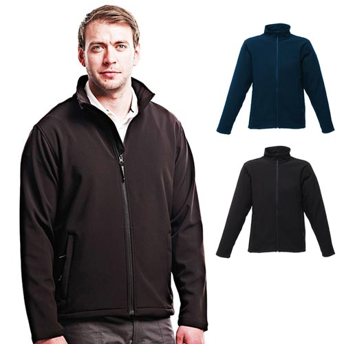 270gsm 4/96 EP 2L REID Softshell Long Sleeve - RJAA654