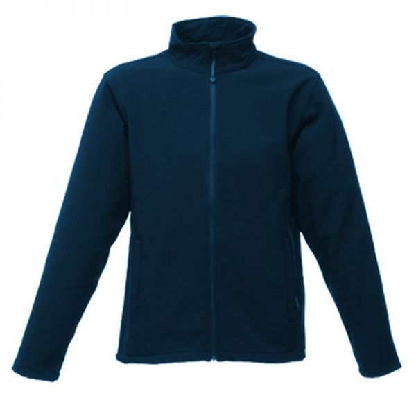 270gsm 4/96 EP 2L REID Softshell Long Sleeve - RJAA654-navy