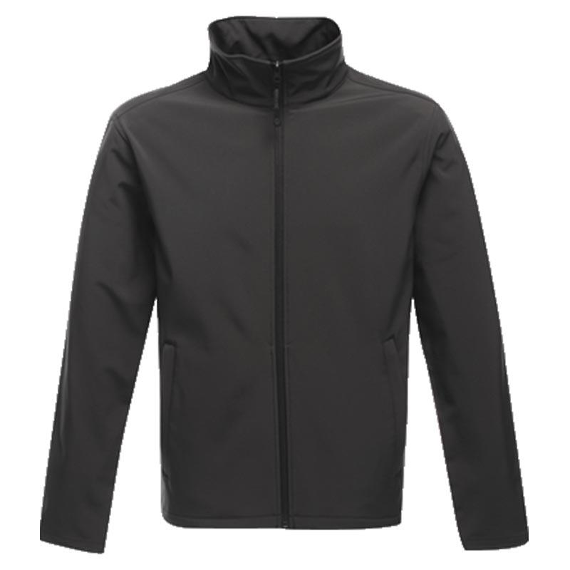 Softshell Classic Long Sleeve - RJAA680-grey