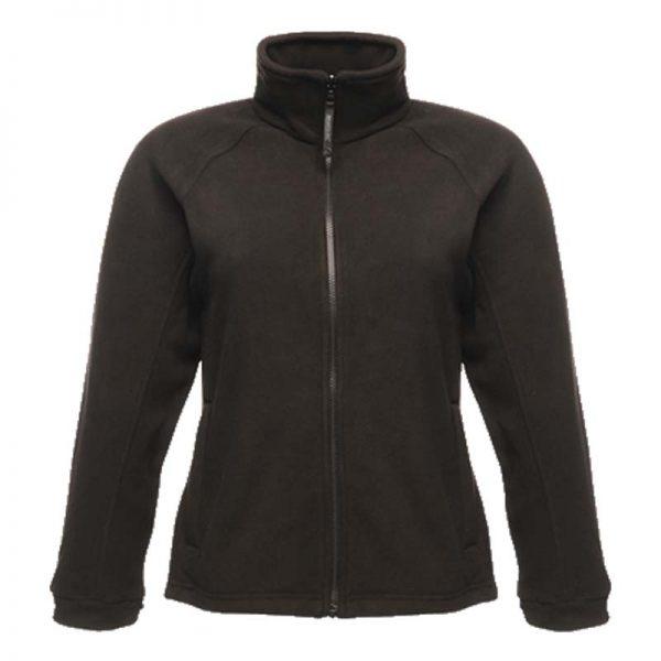 280g 100% Polyester 'Thor III' Ladies Fleece - RJAL541-black