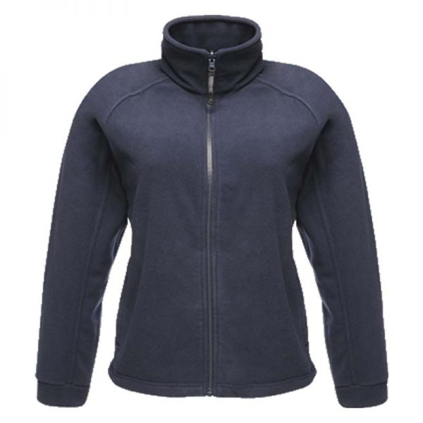280g 100% Polyester 'Thor III' Ladies Fleece - RJAL541-dark-navy