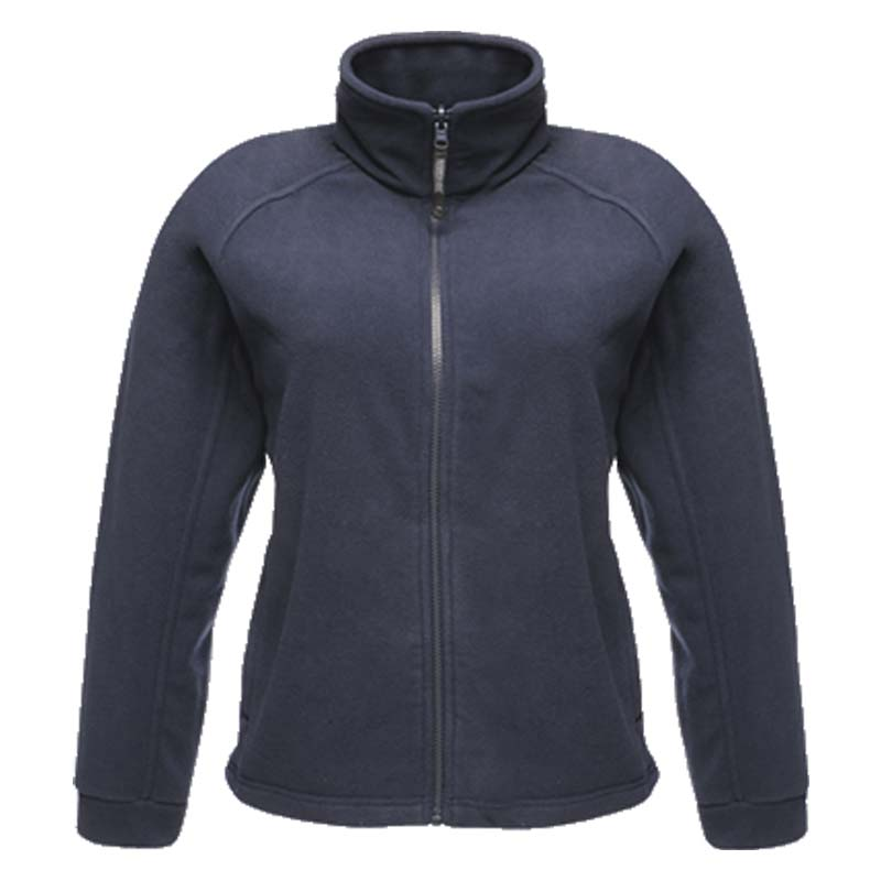 280g 100% Polyester 'Thor III' Ladies Fleece - RJAL541-dark-navy