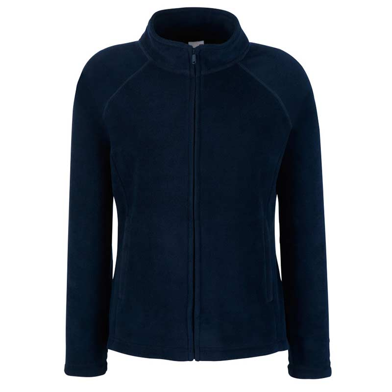 300g 100% Polyester Lady-Fit Outdoor Fleece - SFL-dark-navy