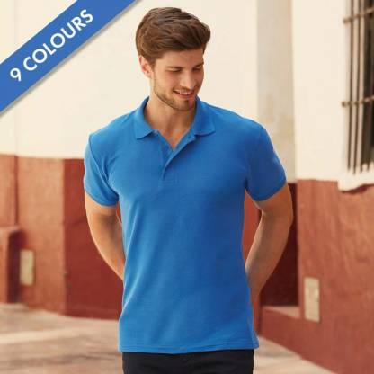 230gsm 65/35 PC Heavy Polo - SPHA