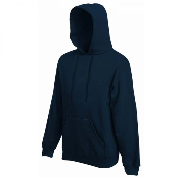 280g 80/20 CP Mens Classic Hooded Set-in Sweat - SSHA-deep-navy